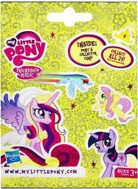 My Little Pony PVC Series 4 2-Inch Mystery Pack