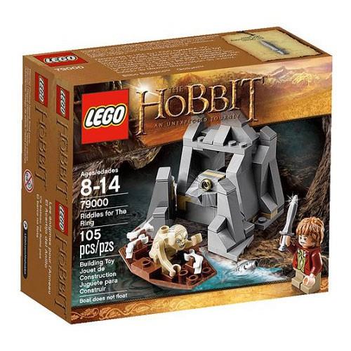 LEGO The Hobbit Riddles for The Ring Set #79000