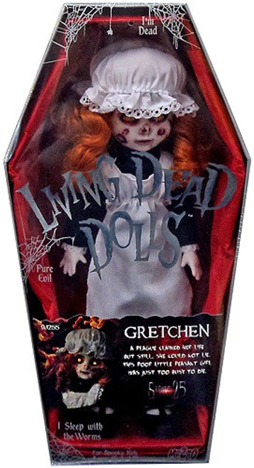 Living Dead Dolls Series 25 Gretchen Doll