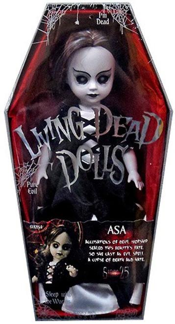Living Dead Dolls Series 25 Asa Doll