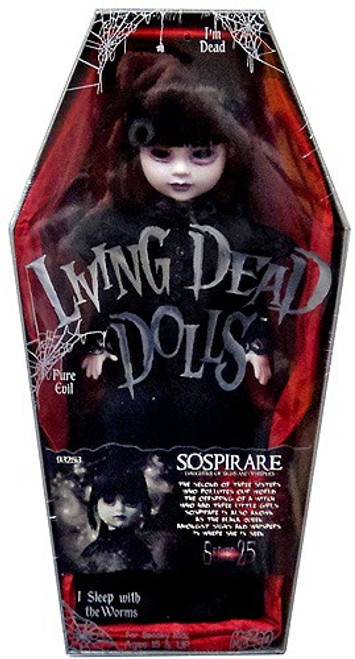 Living Dead Dolls Series 25 Sospirare Doll