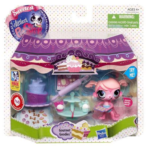 Littlest Pet Shop Sweetest Gourmet Goodies Playset