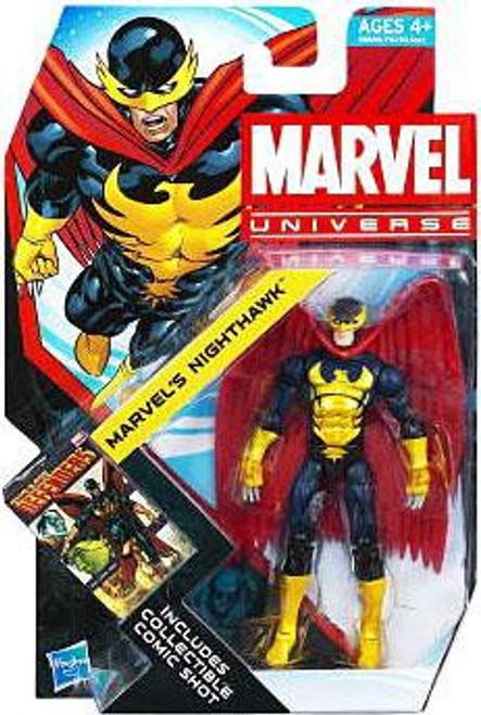 Marvel Universe Series 21 Marvel's Nighthawk Action Figure #18