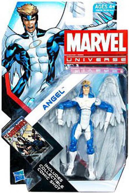 Marvel Universe Series 21 Angel Action Figure #21
