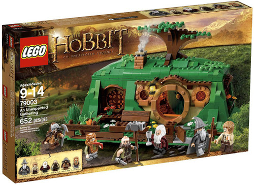 LEGO The Hobbit An Unexpected Gathering Set #79003