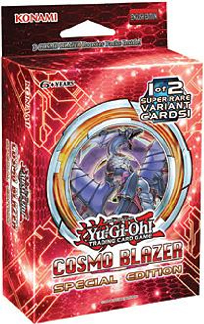 YuGiOh Cosmo Blazer Special Edition Pack [Sealed]