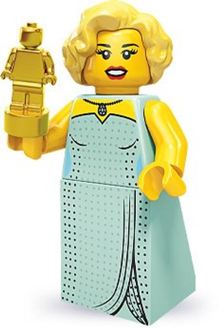 LEGO Minifigures Series 9 Hollywood Starlet Minifigure [Loose]