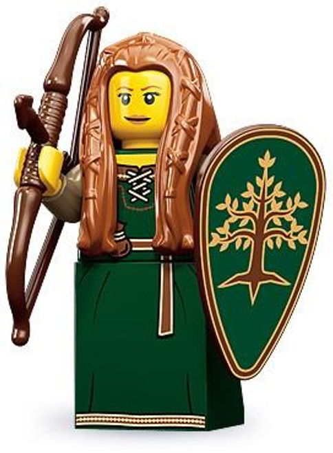 LEGO Minifigures Series 9 Forest Maiden Minifigure [Loose]