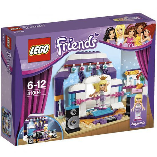 LEGO Friends Rehearsal Stage Set #41004