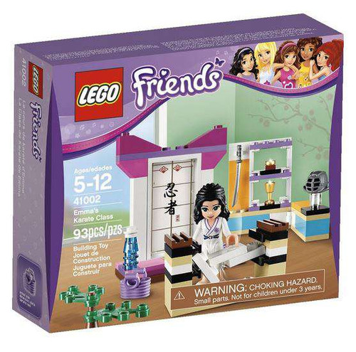 LEGO Friends Emma's Karate Class Set #41002