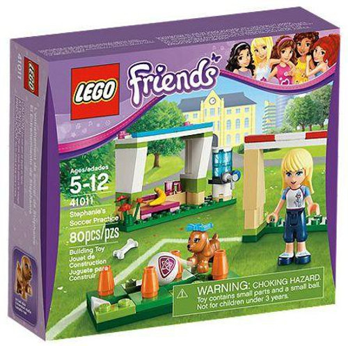 LEGO Friends Stephanie's Soccer Practice Set #41011