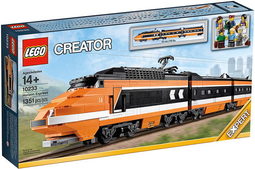 LEGO Creator Horizon Express Train Set #10233