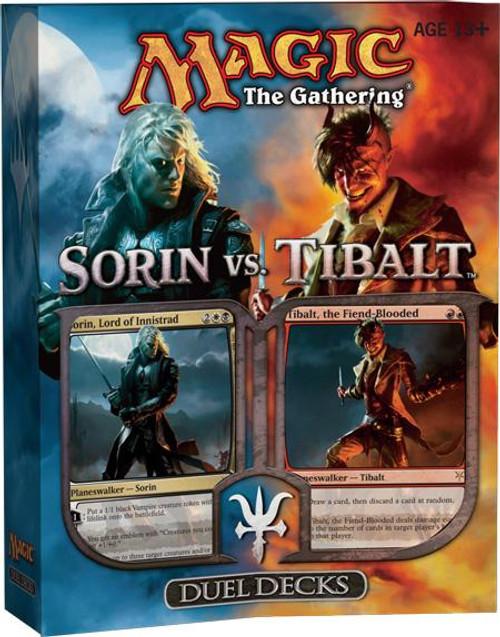 MtG Duel Decks: Sorin vs. Tibalt Sorin vs. Tibalt Duel Decks [Sealed]