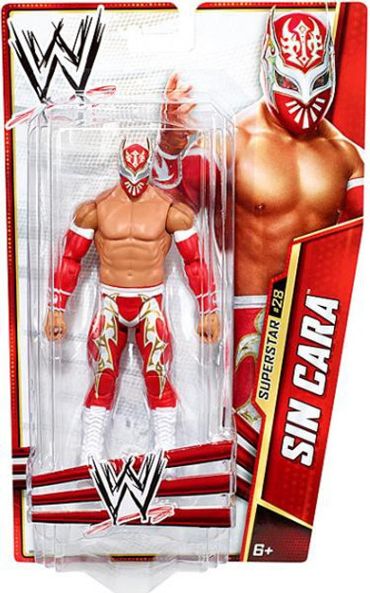 WWE Wrestling Series 28 Sin Cara Action Figure #28