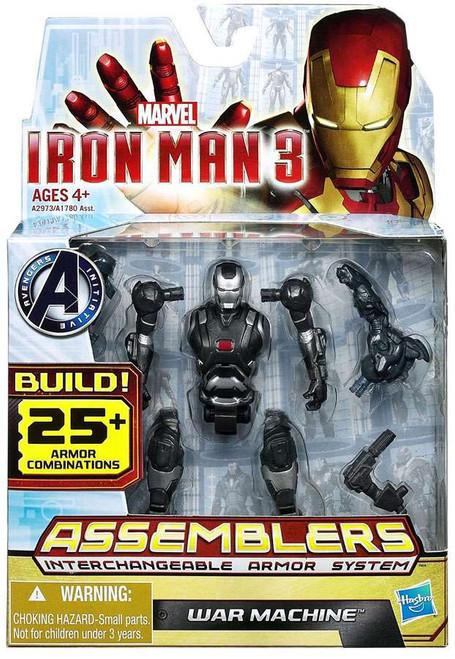 Iron Man 3 Assemblers War Machine Action Figure A2973
