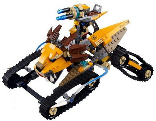 LEGO Legends of Chima Laval's Royal Fighter Loose Vehicle [Loose]