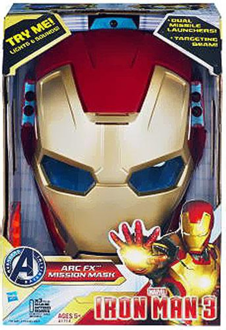 Iron Man 3 Arc FX Mission Mask Roleplay Toy