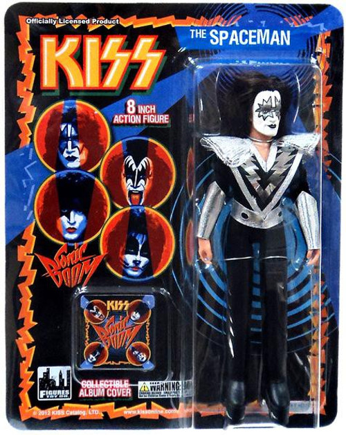 KISS Retro Series 3 The Spaceman Action Figure