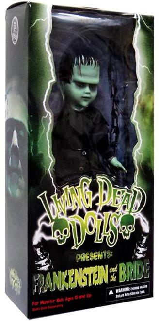 Living Dead Dolls Frakenstein and the Bride Frakenstein's Monster 10-Inch Doll