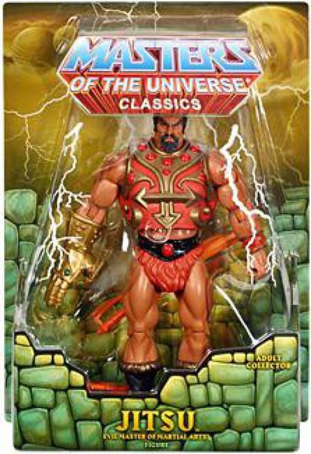 Masters of the Universe Classics Club Eternia Jitsu Exclusive Action Figure