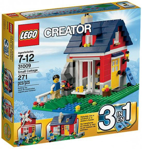 LEGO Creator Small Cottage Set #31009