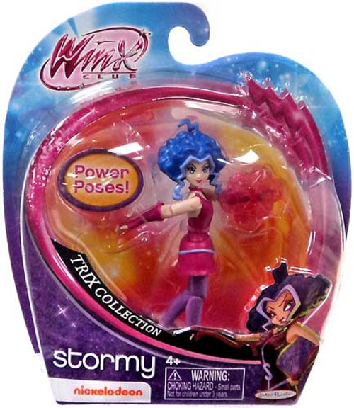 Winx Club Trix Collection Stormy 3.75-Inch Doll Figure
