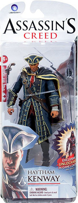 McFarlane Toys Assassin's Creed Series 1 Haytham Kenway Action Figure