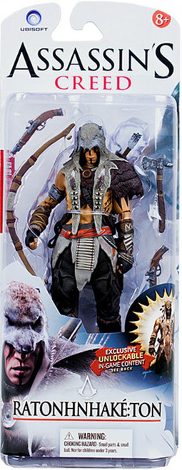 McFarlane Toys Assassin's Creed Series 1 Ratonhnhake: Ton Action Figure