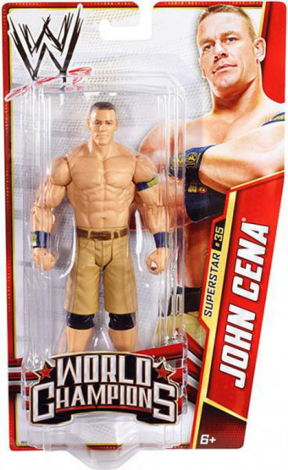 WWE Wrestling Series 29 John Cena Action Figure #35