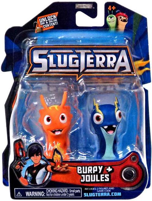 Slugterra Series 1 Burpy & Joules Mini Figure 2-Pack