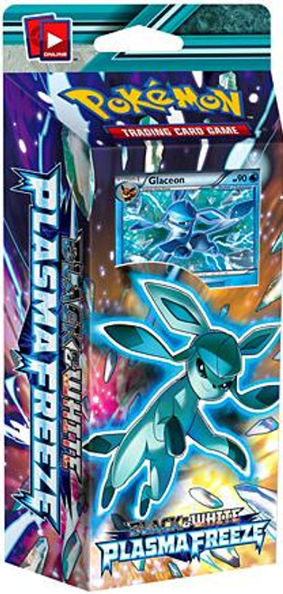 Pokemon Black & White Plasma Freeze Frost Ray Theme Deck [Sealed Deck]