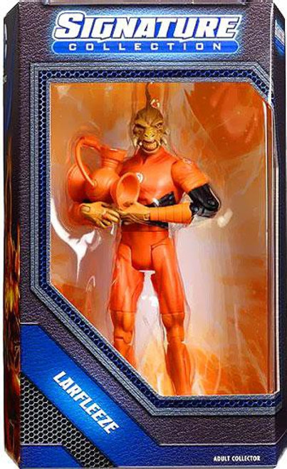 DC Universe Club Infinite Earths Signature Collection Larfleeze Exclusive Action Figure