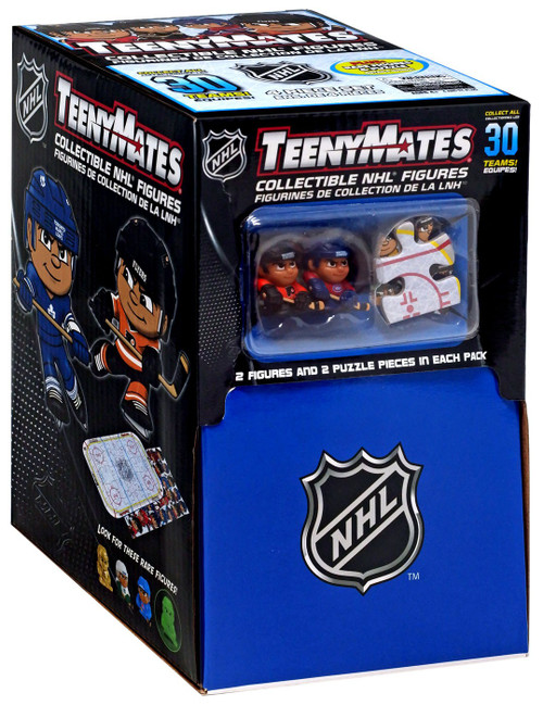 TeenyMates NHL Series 1 Mystery Box [32 Packs]