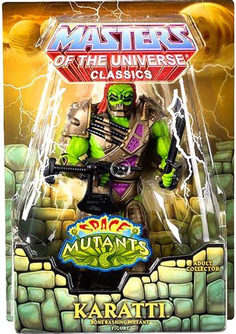 Masters of the Universe Classics Space Mutants Karatti Exclusive Action Figure