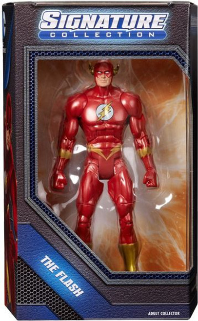 DC Universe Club Infinite Earths Signature Collection The Flash Exclusive Action Figure [Wally West]