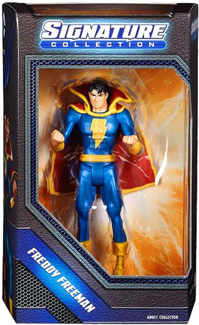 DC Universe Club Infinite Earths Signature Collection Freddy Freeman Exclusive Action Figure