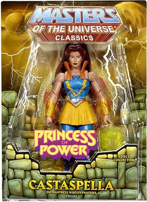 Masters of the Universe Classics Club Eternia Castaspella Exclusive Action Figure [Princess of Power]