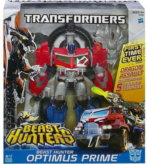 Transformers Beast Hunters Beast Hunter Optimus Prime Action Figure