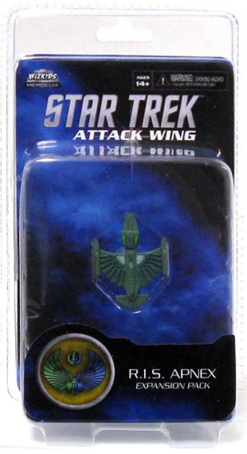 Star Trek Attack Wing Wave 0 Romulan R.I.S. Apnex Expansion Pack