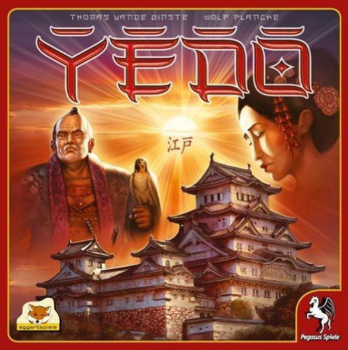 Yedo Board Game Board Game