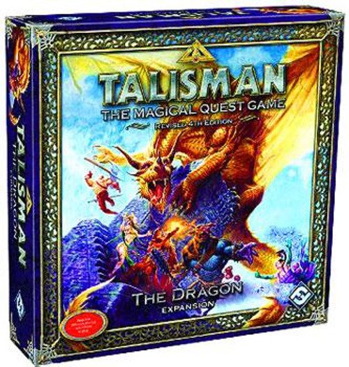Talisman The Dragon Expansion Board Game Expansion