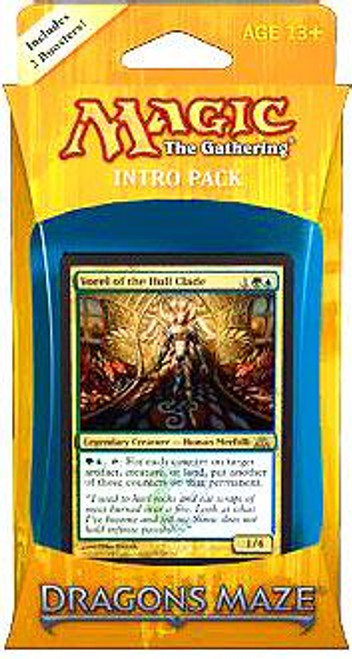 MtG Dragon's Maze Simic Domination Intro Pack