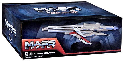 Mass Effect Turian Cruiser 6-Inch Ship Replica