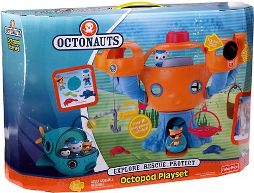 Fisher Price Octonauts Octopod Playset