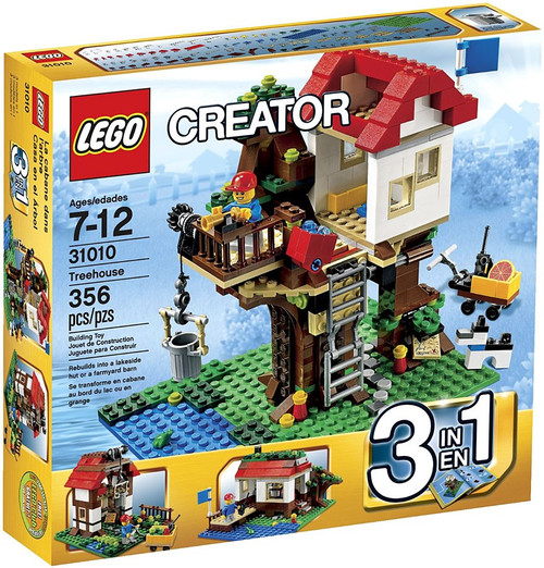 LEGO Creator Treehouse Set #31010