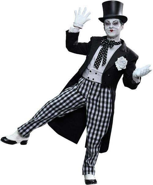 Batman 1989 Movie Movie Masterpiece Deluxe The Joker 1/6 Collectible Figure DX-14 [Mime Version]