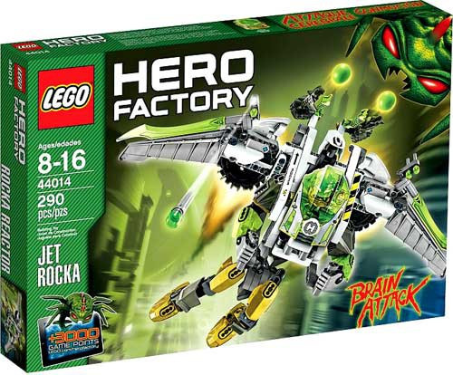 LEGO Hero Factory Jet Rocka Set #44014