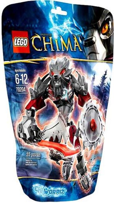 LEGO Legends of Chima CHI Worriz Set #70204