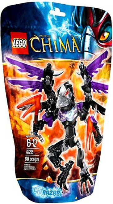 LEGO Legends of Chima CHI Razar Set #70205