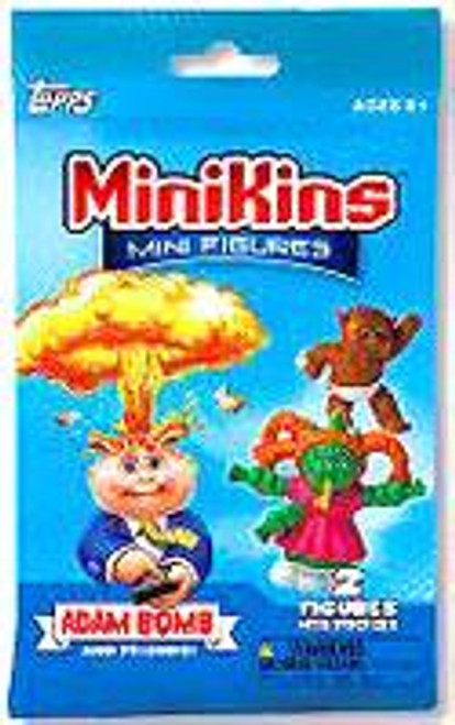 Garbage Pail Kids MiniKins Series 1 Mini Figure Mystery Box